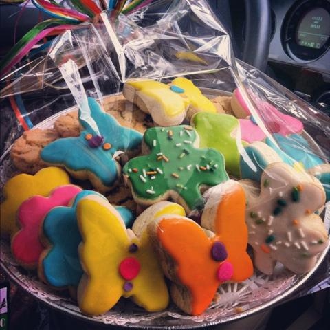 two smart cookies