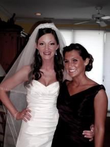 Megan Piper White, high school and college friend