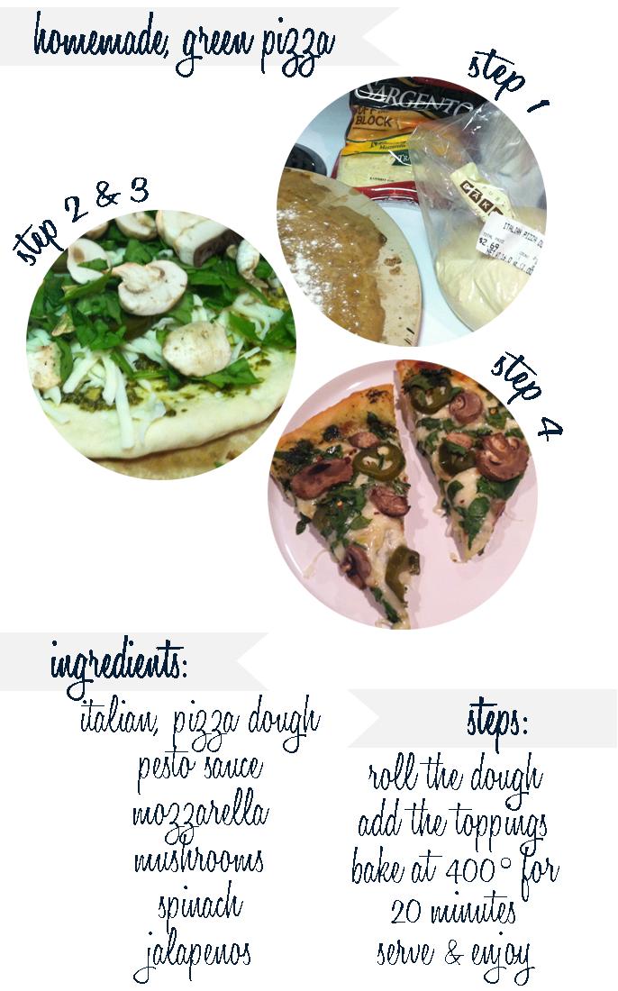 green-pizza