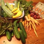 farm to table, box 2