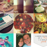 a week in the life… + a healthy snack