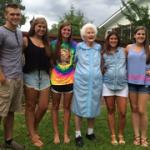 grandma celebrates 92 years