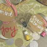 homemade with love (& essential oils)