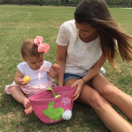 joy belle's 1st easter
