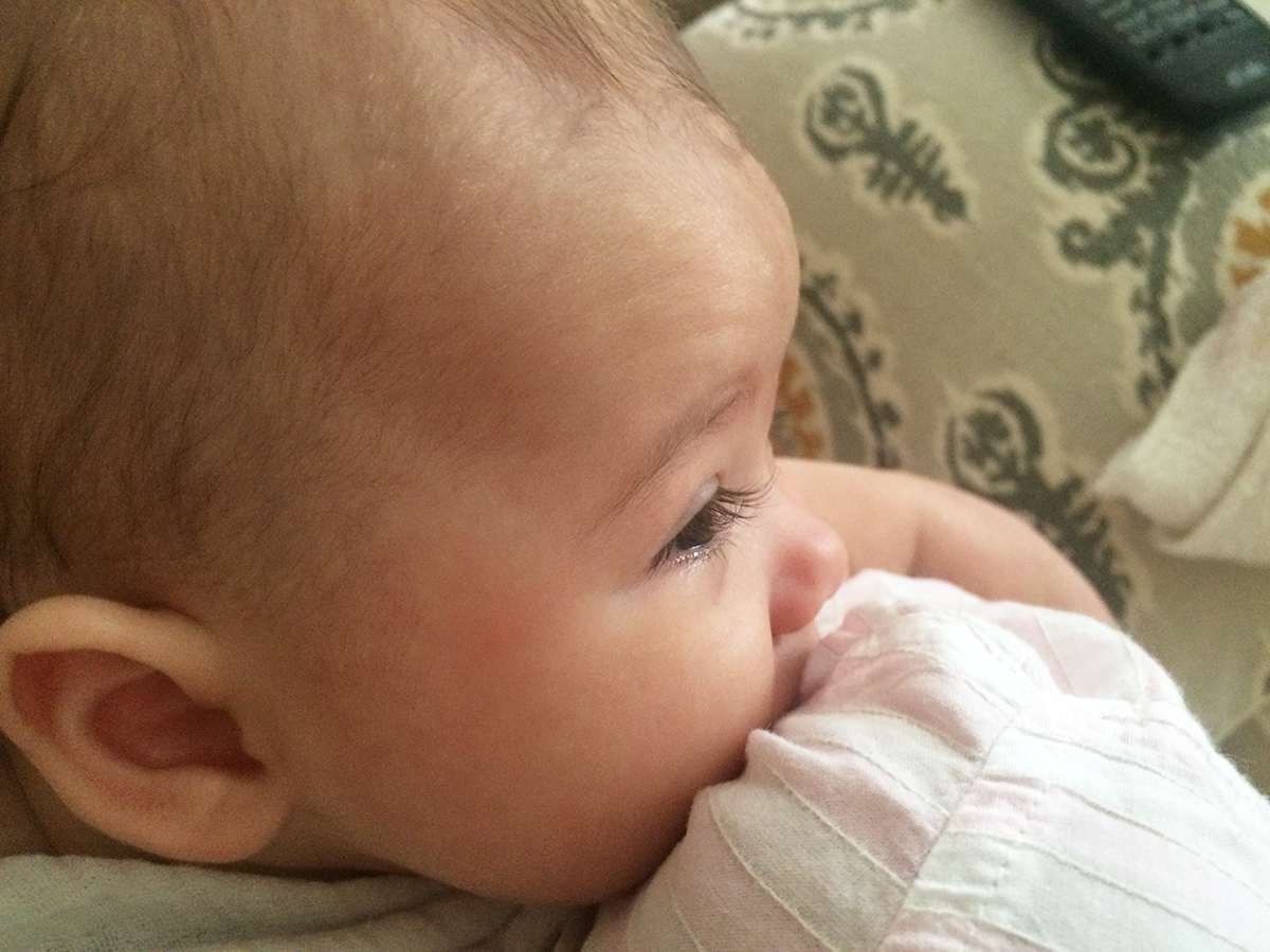 Our Breastfeeding Journey - Susie & Theo - Breastfeeding
