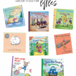 Easter titles for littles