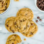 (the best) chocolate chip cookies